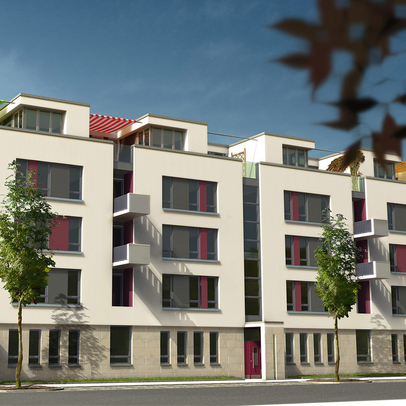 Mehrfamilienhaus Montabaur Mehrfamilienhäuser Mieten Kaufen: Neubau Der Stadthäuser Schwanenwieck